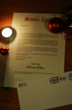 Letter From Santa Matching Envelope - Magic Reindeer Food - Father Christmas