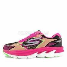 Skechers Go Run Ultra R Road [14005BKHP] Running Black/Hot Pink