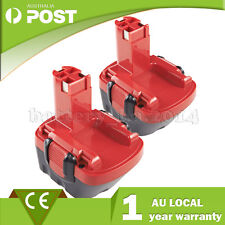 12Volt Cordless Battery for Bosch Drill Exact 12,700,PSR 12VE-2,BAT046,BAT043