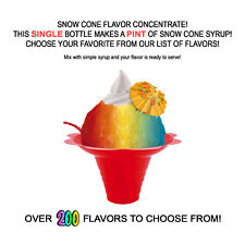 Snow Cone Syrup Concentrate,Shaved Ice Syrup Concentrate,Raspa Flavors