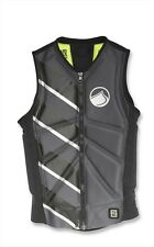 2016 Liquid Force Z Cardigan Zip Wakeboard Impact Vest, S-M. 61347
