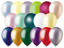 "48- 12"" Pearl Latex Balloon Wedding Birthday Party Baby Shower Easter Mother Day"