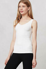 NEW Anthropologie Eloise Reversible Seamless Tank Top in Nude  Sz S,M,L $30.00