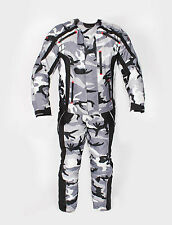 Motorcycle Motorbike Camo Trouser And Jackat Waterproof With CE Proved Armoured