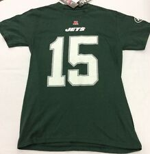 New York Jets Tim Tebow #15 Eligible Receiver Short Sleeve Shirt, Mens