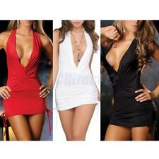Polyester Pole Dance Dress Sexy Soft Rubbery Lingerie