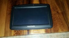 Tomtom sat nav xl tom tom italian maps and europe.  Non uk
