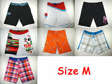 Boardshort Boardies Swim Trunks Surf Beach Board Shorts Polyester Men Pants 32 M