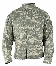 NEW USGI ARMY MILITARY ACU DIGITAL UCP CAMO UNIFORM SHIRT
