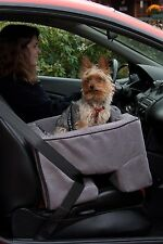 Pet Gear Large Booster Pet Dog Car Seat in Black,Charcoal, or Tan