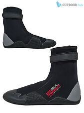 Gul 5mm Power Neoprene Strapped Wetsuit Boot Booties Watersports Surf Sailing