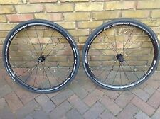 Fulcrum Racing Sport Disc 700c Wheels with Vrendstein Fortressa Senso Tyres