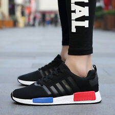 New Mens Womens Casual Shoes Sneaker Leisure Running Flats Breathable Shoes AU11