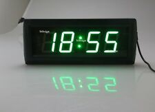 1.8'' Character High LED Digital Wall Clock Countdown Count Up in Minute Seconds