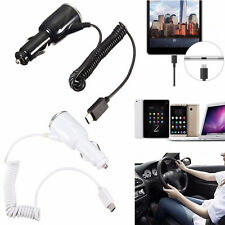 For Xiaomi 4C Nokia N1 Tablet 2A USB 3.1 Type C Car Charger Coiled Cord Adapter