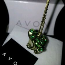 New Sparkle Frog Necklace by Avon Limited Stock Available