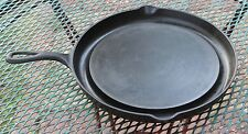 Vintage Wagner Ware Cast Iron Greaseless Frying Skillet No 1102 K Pat Pending