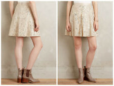 Anthropologie Sequined Mezza Skirt by Plenty by Tracy Reese $228 Sz 8 - NWT