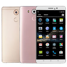 "6"" Android 5.1 Quad Core 1G+8GB Unlocked Smartphone Dual SIM GSM/WCDMA Cellphone"