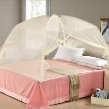Folding Freestand Bed Canopy Mosquito Netting Tent for Single Queen King Bed