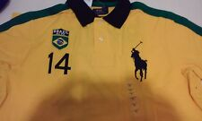Polo Ralph Lauren Custom Fit BRAZIL Big Pony SHIRT S, M. L, XL, XXL