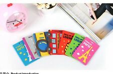Travel Suitcase Lovely Cute Secure ID Luggage Large Tag Tool AB