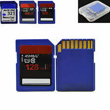 32GB 64GB 128G SDHC SD Card Secure Digital Memory Card For Camera Laptop PC