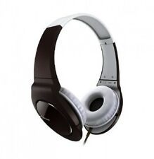 Pioneer SE-MJ721 Brown Black 2 Color Closed Dynamic Stereo Headphones New Japan