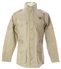 ARTFUL DODGER Men's Camel Gears Gone Military Jacket AM83-O20 $158 NEW