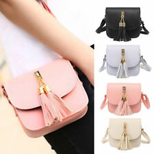 Ladies Shoulder Tote Handbag Faux Leather Hobo Purse Cross Body Bag PU Messenger