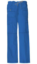 Scrubs Dickies Gen Flex Youtility Cargo Pant 857455 Royal   FREE SHIPPING