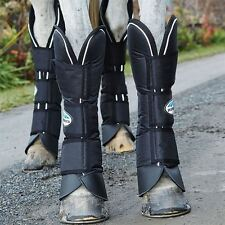 Weatherbeeta Deluxe Travel Boots Riding Horse Accessory