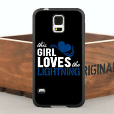 Cool Loves The Lightning Case Cover For Samsung Galaxy S Series & Note Series