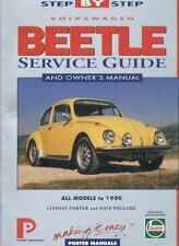 Volkswagen Step-by-Step Service Guide-VW Beetle-Up To 1980-Porter Manuals