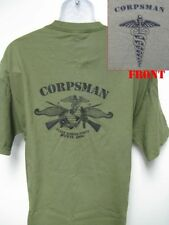 NAVY CORPSMAN T-SHIRT/ FMF DEVIL DOC