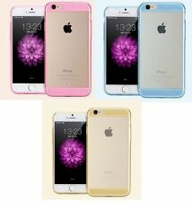 Crystal Bling Transparent Case With Glitter Clear Cover For Apple iPhone 6 / 6S