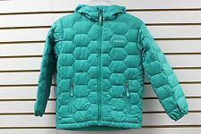 Marmot Girl's 700 Fill Ama Dablam Down Jacket Lush 77910 Brand New With Tag