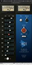Waves API 560 10-Band Graphic EQ Native eDelivery JRR Shop
