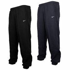 NIKE MENS TRACKSUIT AD  BOTTOMS PANT WOVEN  GYM RUNNING  JOG PANT  BLACK NAVY