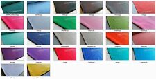 Solid cotton lycra fabric 4 way stretch knit fabric per METRE - post from Sydney