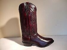Nocona Boots Imperial Calf Leather Cowboy Boots