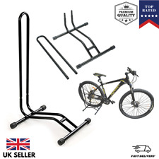 Large Bike Floor Storage Rack Stand For Fix Cycle Bicycle Garage Outdoor UK