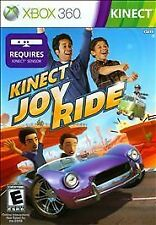 Microsoft Xbox 360 - Kinect Joy Ride - Kinect Sensor Required - Brand New Sealed