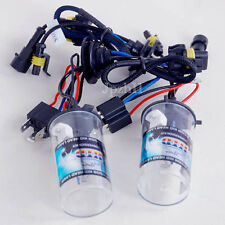 2x Car 35W/55W HID Xenon Headlight Light For H4-2 Bulbs Lamp Lo-Xenon Hi-Halogen