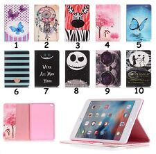New Colour Present Leather Flip Case Cover Stand Shell For iPad Samsung Tablet