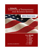 Taxation of Individuals and Business Entities 2013 Edition READ DESCRIPTION