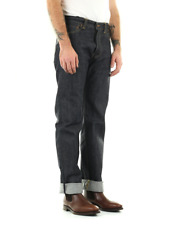 Edwin Nashville Pant Red Listed Selvage - Blue Unwashed