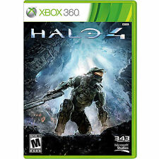 Microsoft  Xbox 360 - Halo 4 - Xbox 360 - Brand New - Sealed