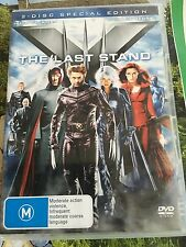 The Last Stand 2 Disc Special Edition DVD Australian Does Work On UK Players