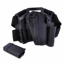 Tactical Military Right Leg Paddle Belt Thigh Hand Drop Holster for Colt 1911